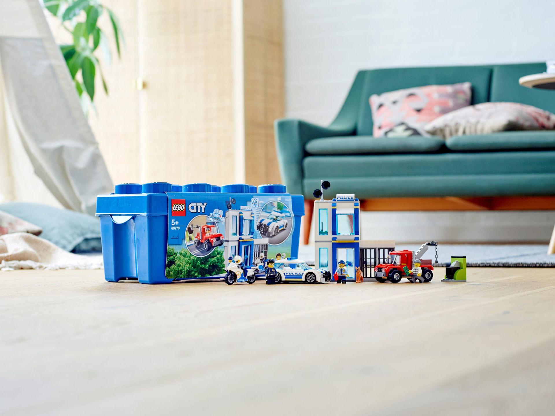 Image de Lego Police Brick Box