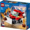 Image de LEGO City Fire Hazard Truck 60279