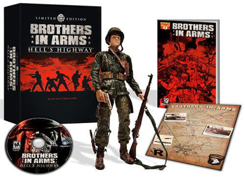 Brothers in Arms: Hell's Highway Limited Edition - PC