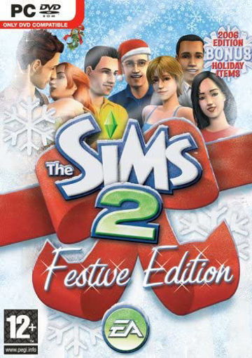 The Sims 2: Festive Edition (PC DVD)