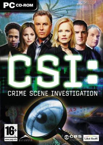 CSI: Crime Scene Investigation (PC)