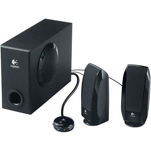 Immagine di Logitech S-220 Speaker System