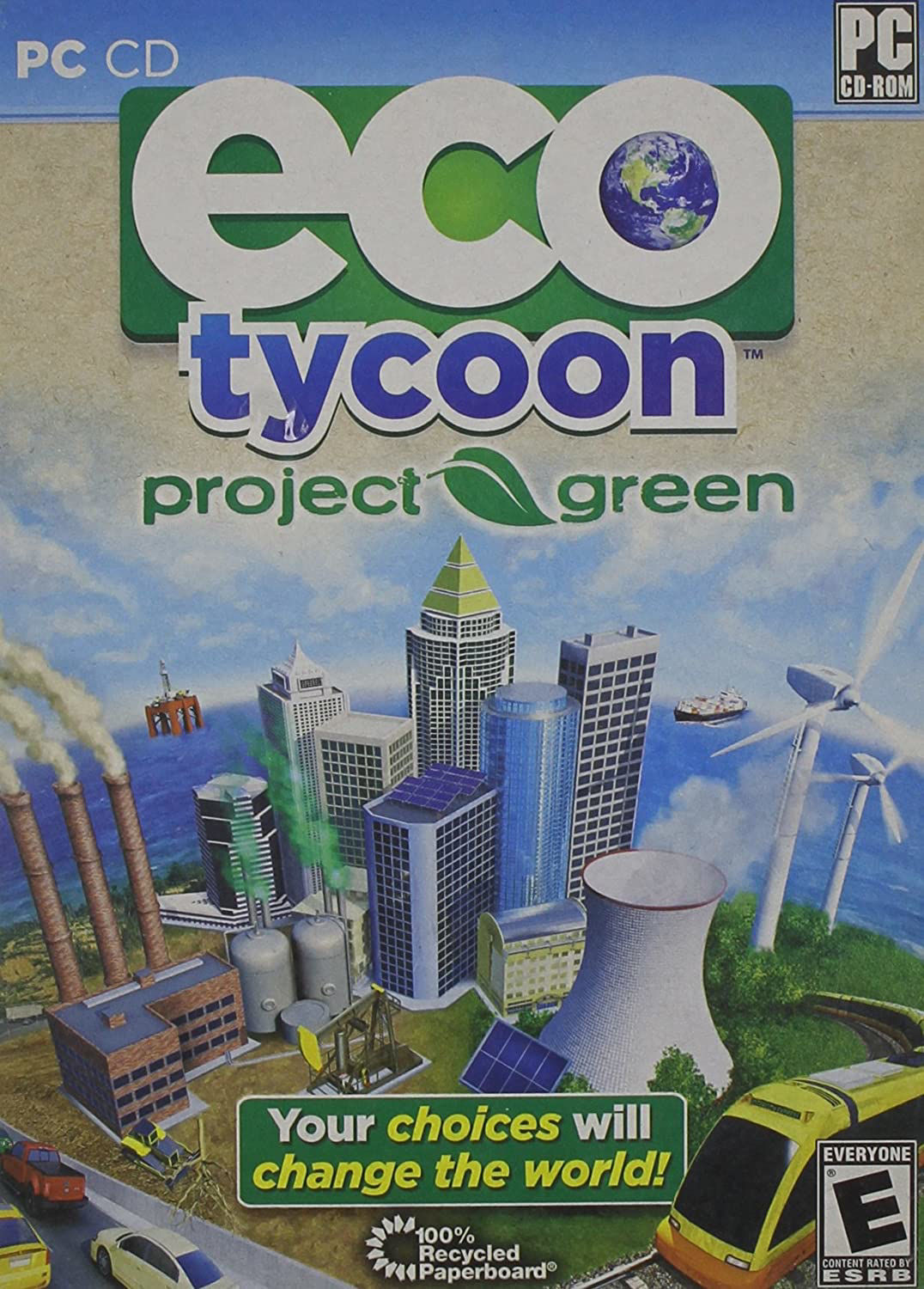 Eco Tycoon: Project Green - PC