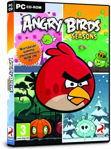 Angry Birds Seasons (PC CD)