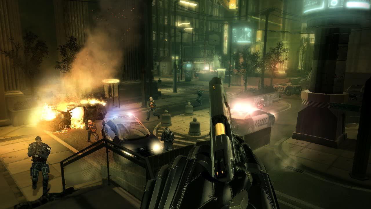 Deus Ex: Human Revolution PC