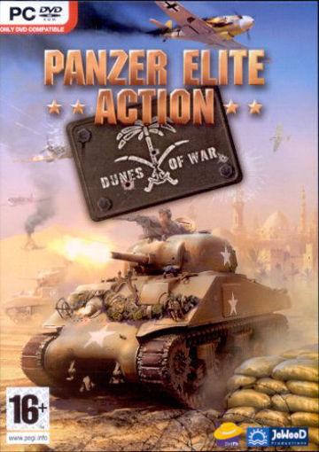 Panzer Elite Action Dunes of War PC