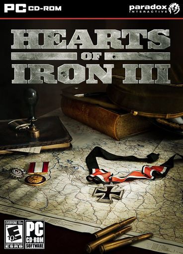 Hearts of Iron III PC