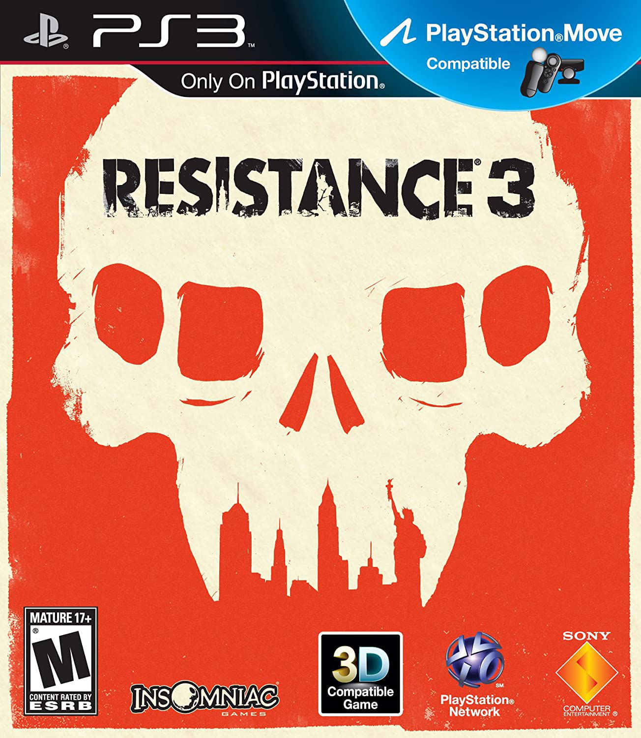 Picture of Resistance 3 - Playstation 3
