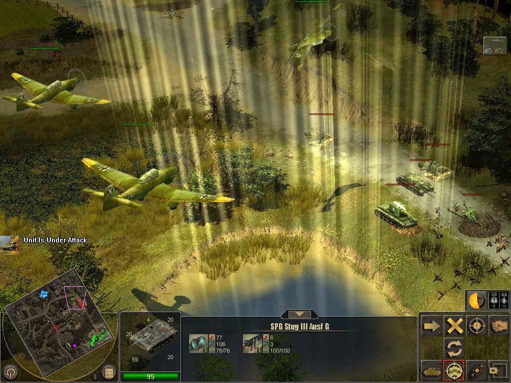 Immagine di Frontline: Fields of Thunder - PC