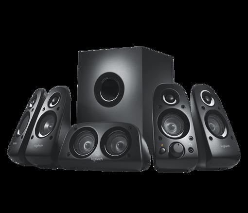 Immagine di Logitech Z506 Surround Sound Home Theater Speaker System