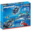 Playmobil City Action Police 5 Vehicle Playset 9043