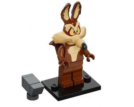 Immagine di Lego minifigures - Wile E. Coyote