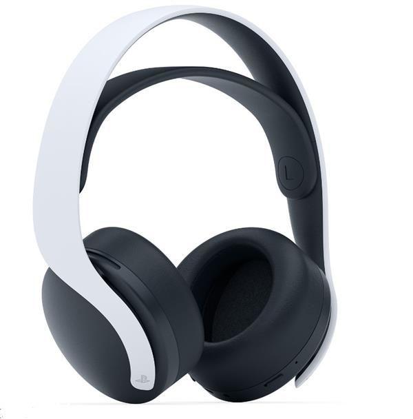Immagine di אוזניות מקוריות אלחוטיות לבנות Pulse 3D Wireless Headset for PS5