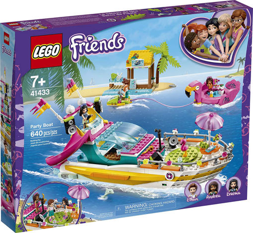 Lego Party Boat 41433