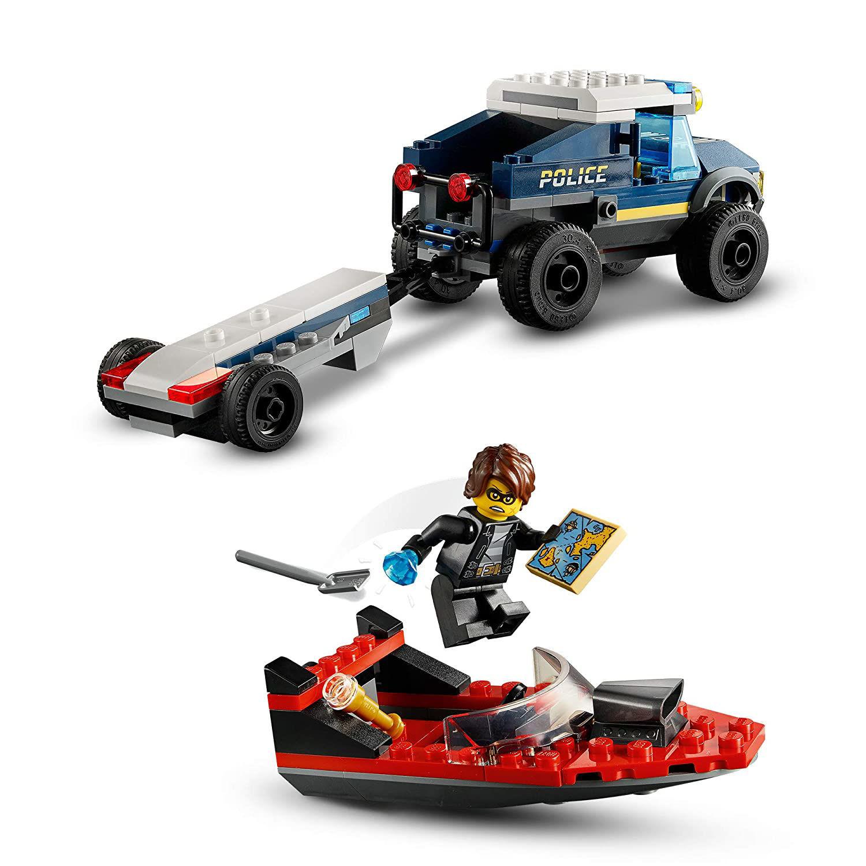 Police Boat Transport 60272
