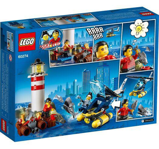 Lego Police Lighthouse Capture 60274