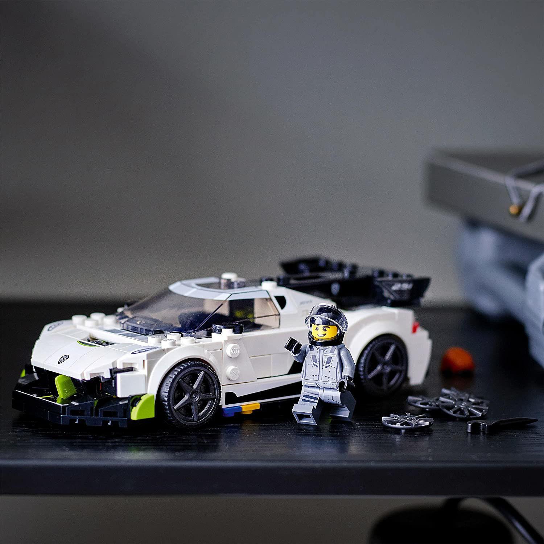 Lego Koenigsegg Jesko 76900