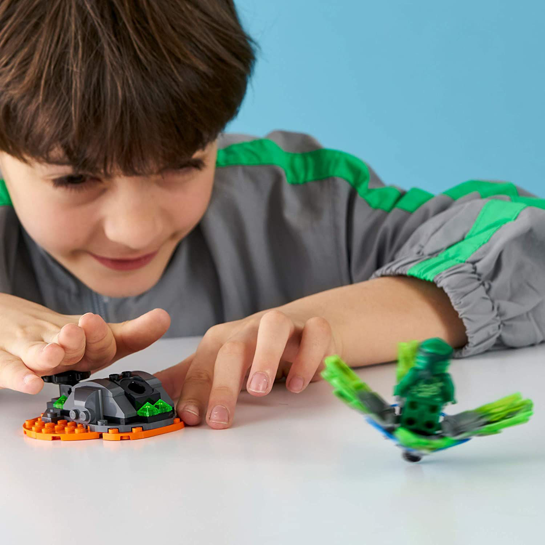 Lego Spinjitzu Burst - Lloyd 70687
