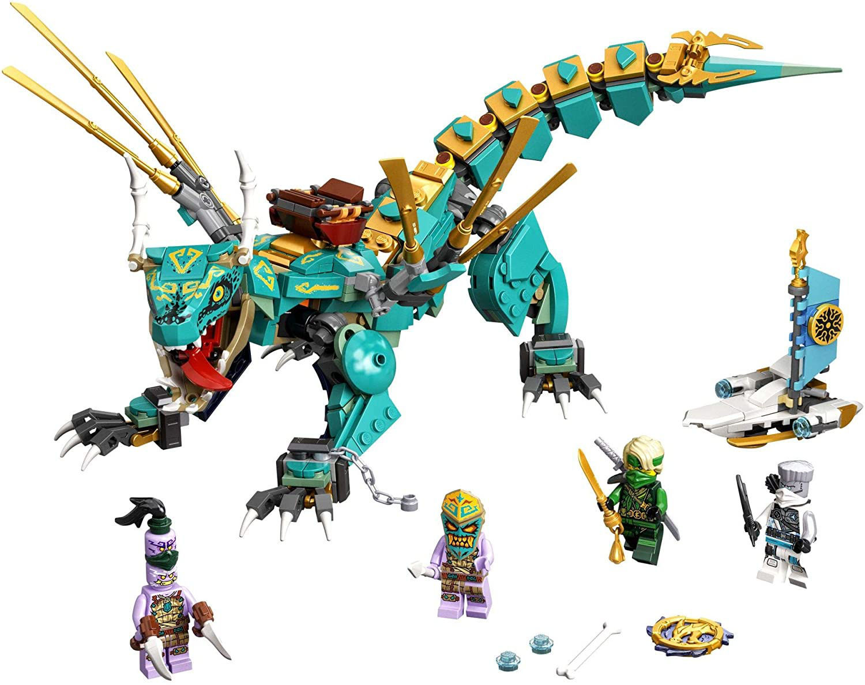 Lego Jungle Dragon 71746