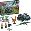 Lego Gallimimus and Pteranodon Breakout 75940