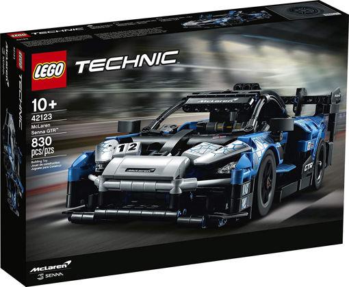 Lego McLaren Senna GTR™ 42123