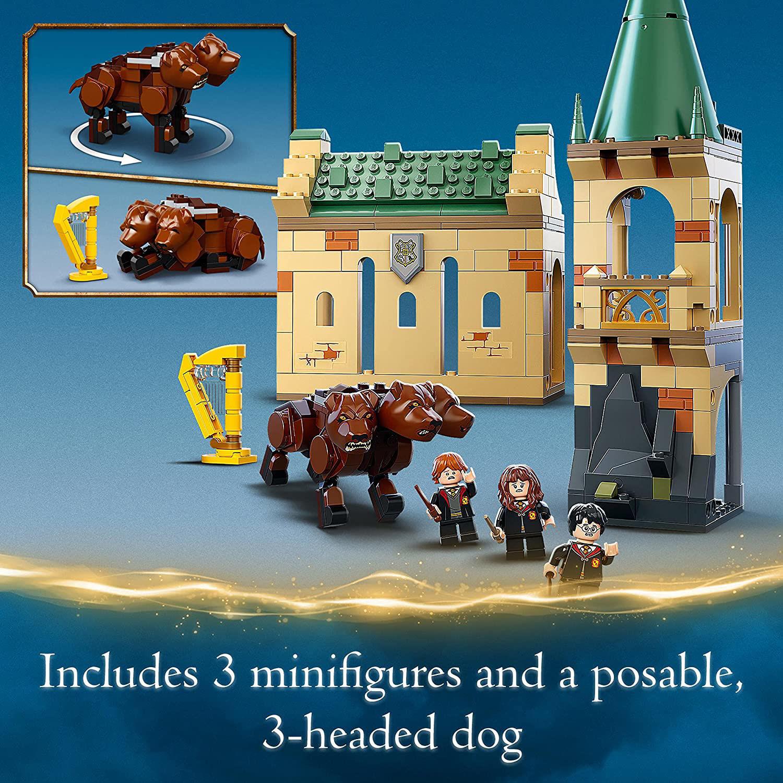 Lego Hogwarts™: Fluffy Encounter 76387
