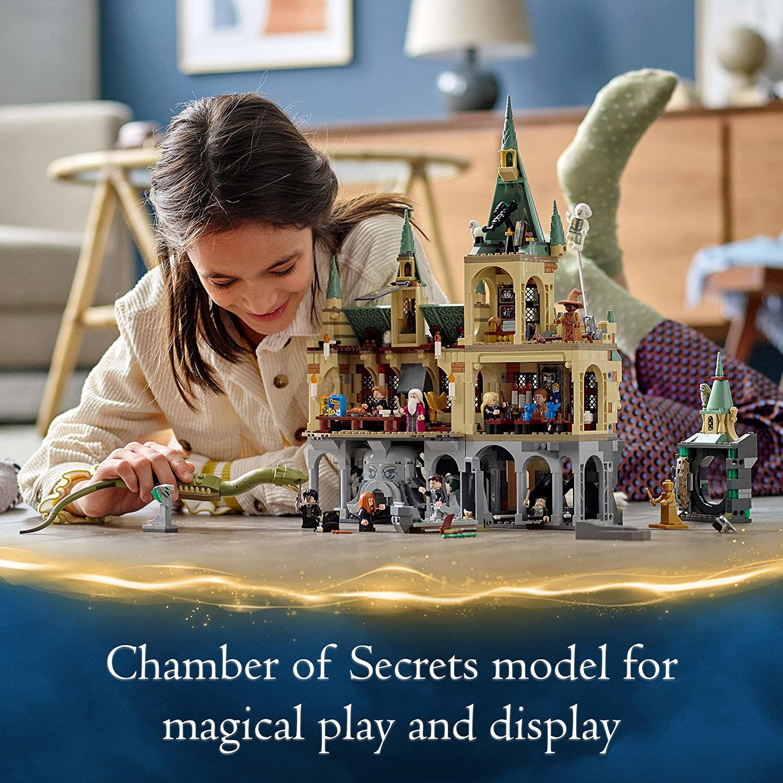 Lego Hogwarts™ Chamber of Secrets 76389