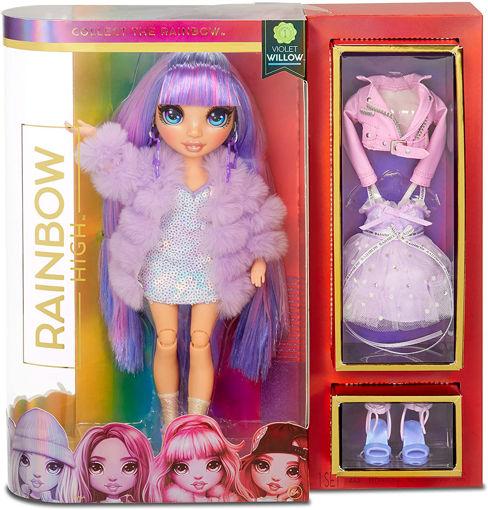 Rainbow High FASHION DOLL- Violet Willows