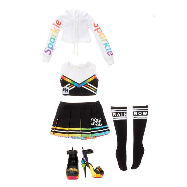 Rainbow High FASHION DOLL- Amaya Raine