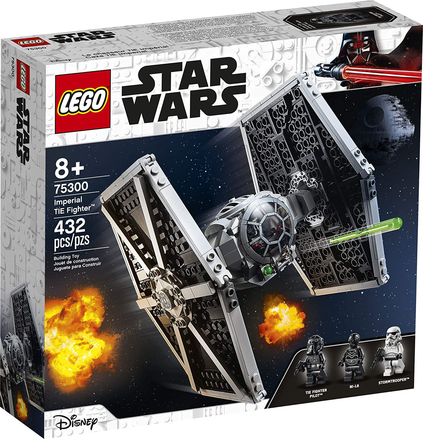 Lego Imperial TIE Fighter™ 75300
