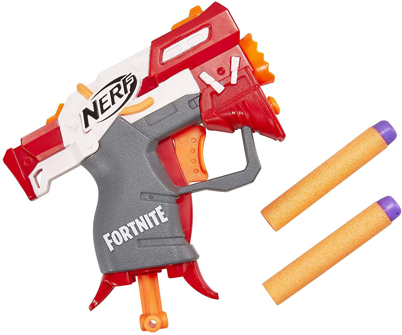 Nerf Fortnite Micro Shots Micro TS