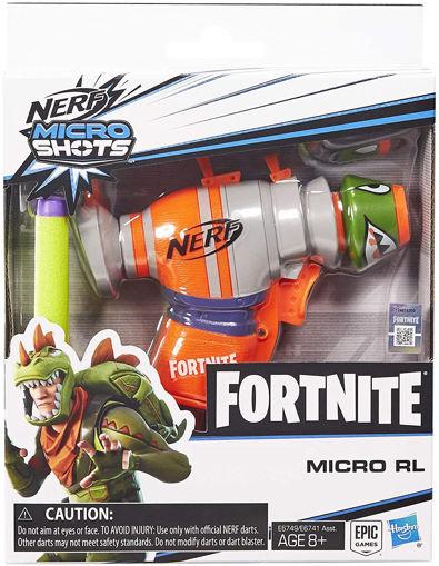 Nerf Fortnite Micro RL Micro Shots