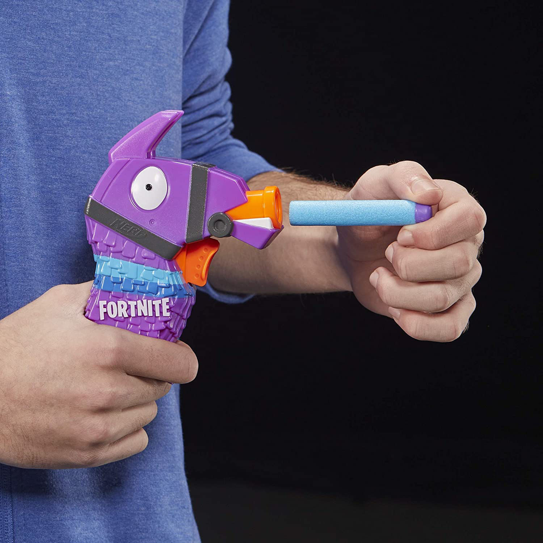NERF MicroShots Fortnite Micro Llama Blaster