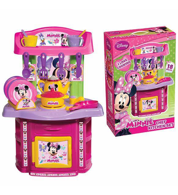 Minnie Mouse Chef Kitchen Set 01962