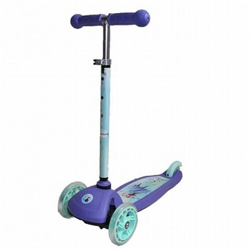 Disney Frozen 2 3-Wheel Toddler Scooter