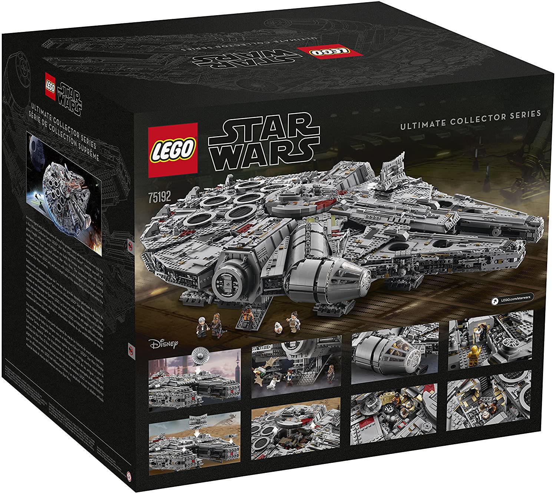 LEGO Star Wars Ultimate Millennium Falcon 75192