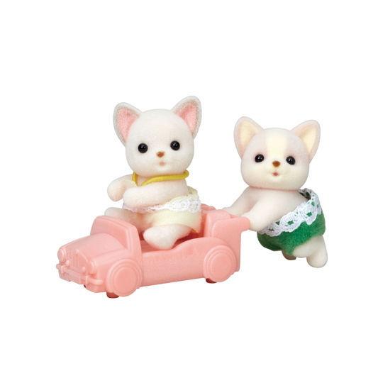 Sylvanian families - Chihuahua Dog Twins