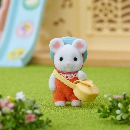Sylvanian families - Marshmallow Mouse Baby