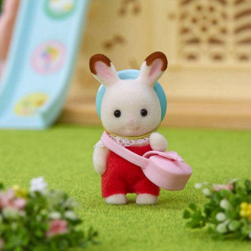 Sylvanian families - Chocolate Rabbit Baby 5405