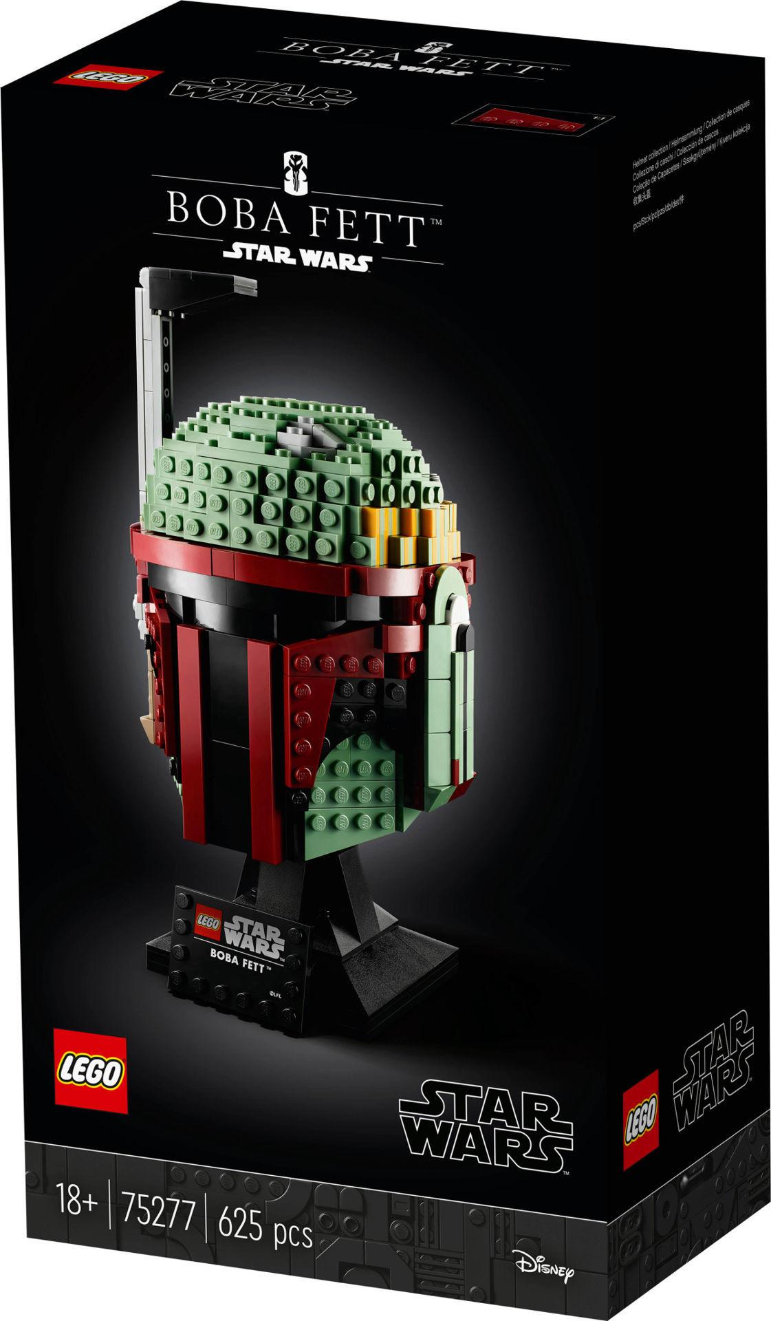 Lego Boba Fett™ Helmet 75277