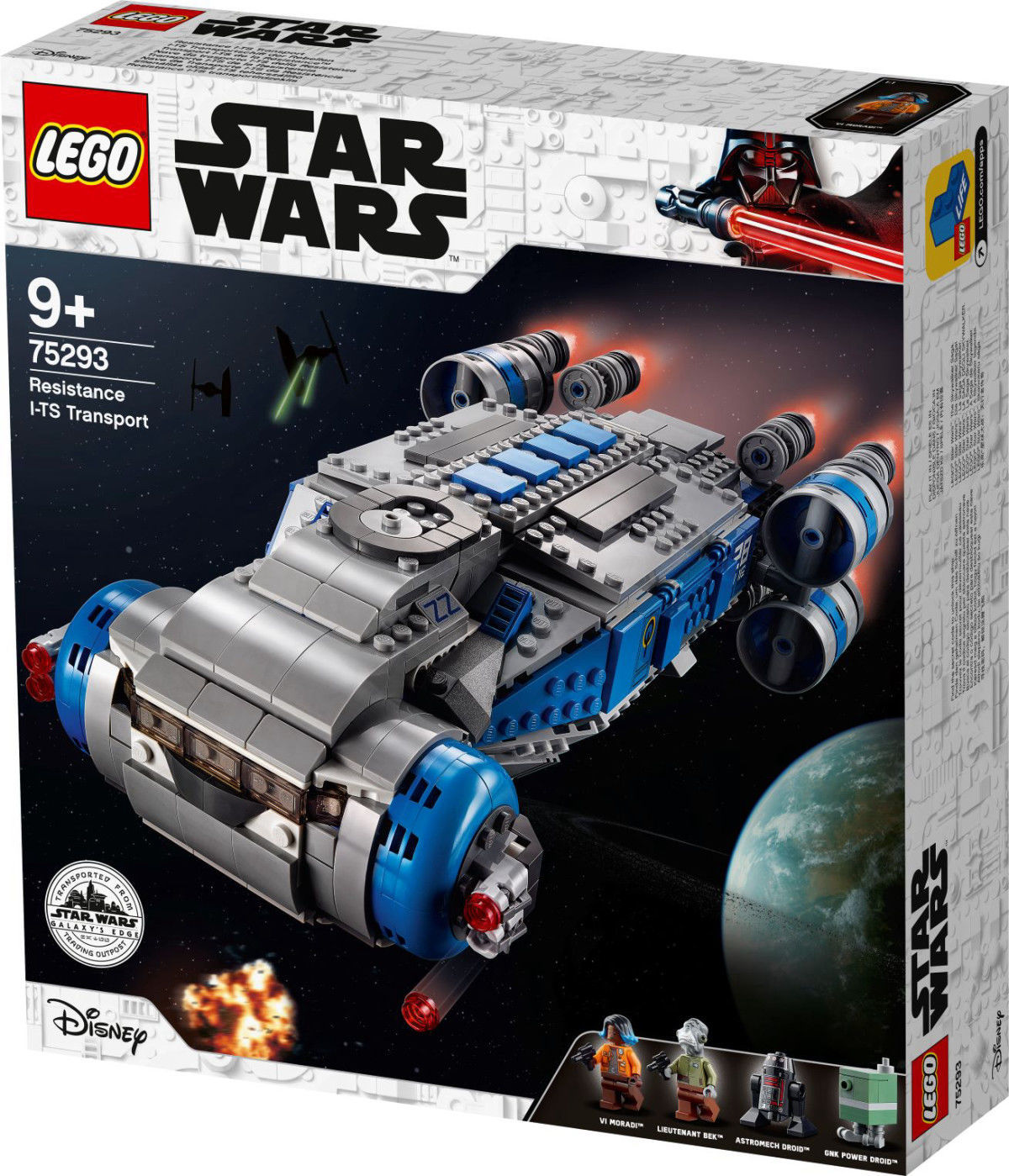 Lego Resistance I-TS Transport 75293