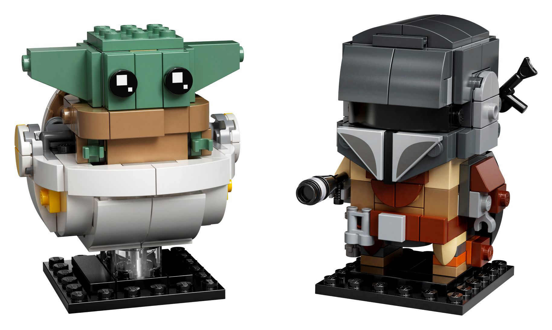 Lego The Mandalorian™ & the Child 75317