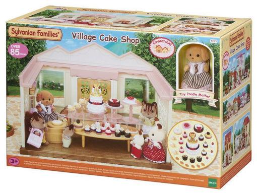 Sylvanian Families - Village Cake Shop