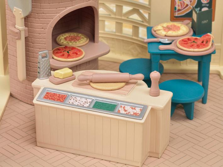 Sylvanian Families - Village Pizzeria