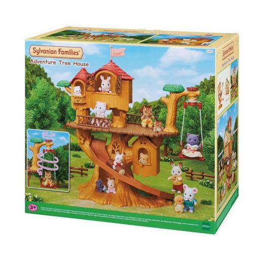Sylvanian Families - Adventure Tree House